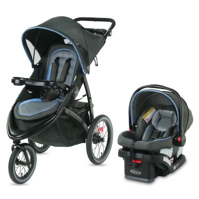 FastAction™ Jogger LX Travel System