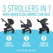 Modes™ Bassinet Stroller image number 1