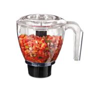 Oster® Classic Series Blender PLUS Food Chopper - Nickel Plated - Glass Jar - image number 4