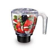 Oster® Classic Series 16 Speed Blender with Food Chopper and Glass Jar, Brushed Nickel image number 4