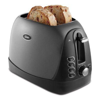 Oster® 2-Slice Toaster, Grey