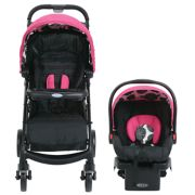 click connect travel system front view image number 1