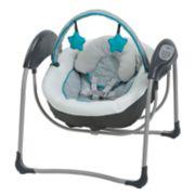 glider lite baby swing image number 0