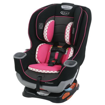 Extend2Fit® Convertible Car Seat