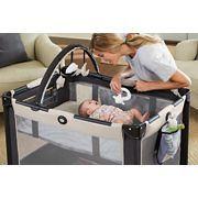 Pack 'n Play® On the Go™ Playard with Folding Bassinet image number 1