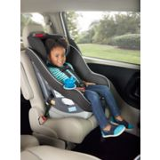 convertible car sear in car with child inside image number 2
