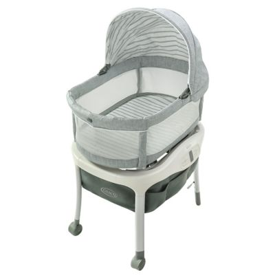 Graco® Sense2Snooze™ Bassinet with Cry Detection Technology