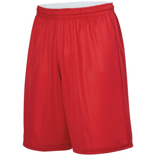 YOUTH REVERSIBLE WICKING SHORT