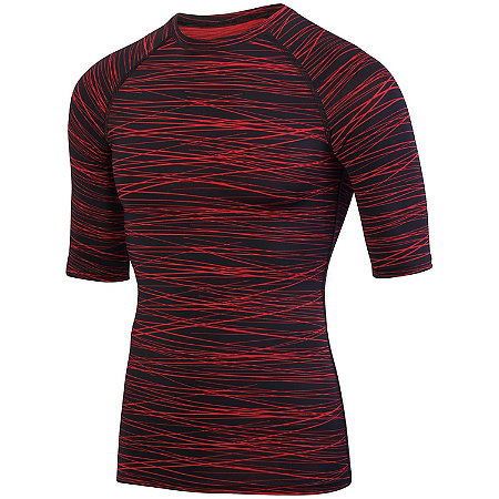 HYPERFORM COMPRESSION HALF SLEEVE SHIRT