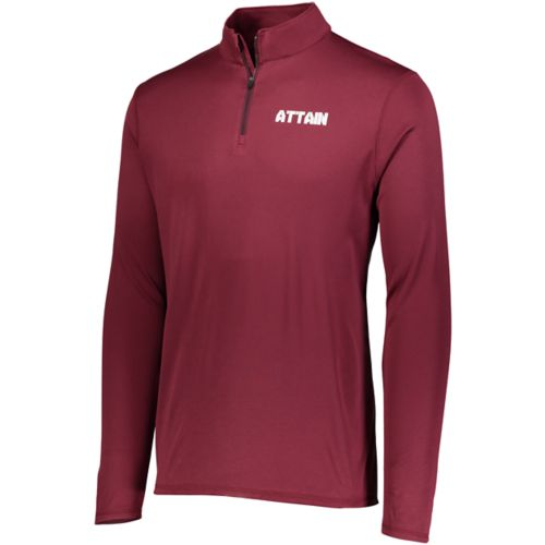 YOUTH ATTAIN 1/4 ZIP PULLOVER