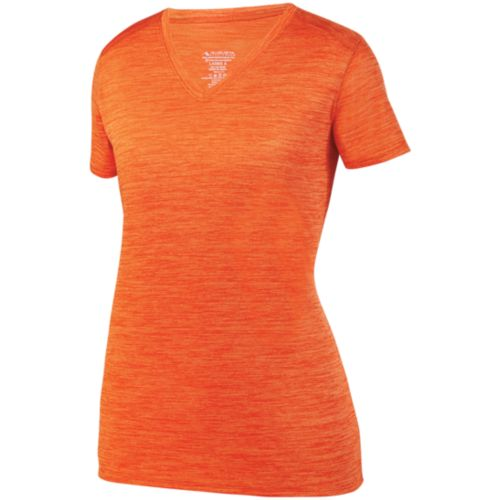 LADIES SHADOW TONAL HEATHER TRAINING TEE