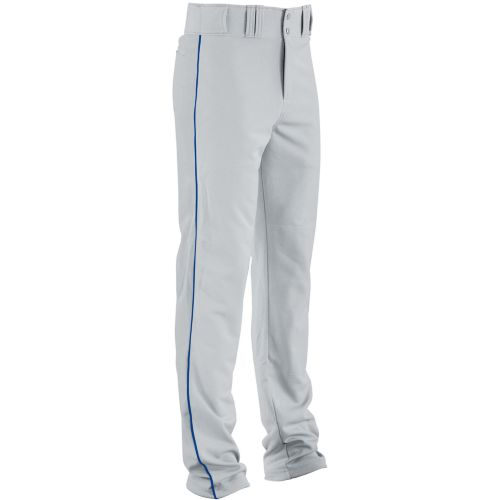 YOUTH PIPED DOUBLE KNIT BASEBALL PANT