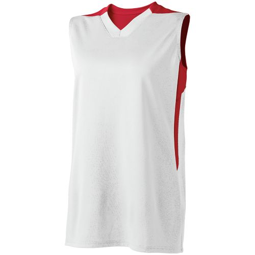 LADIES HALF COURT JERSEY