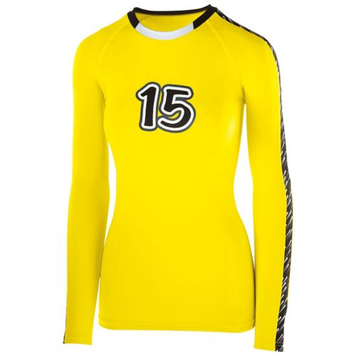 LADIES SPECTRUM JERSEY L/S