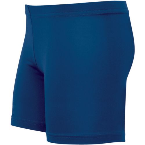 LADIES TYRO POLYESTER/SPANDEX SHORT