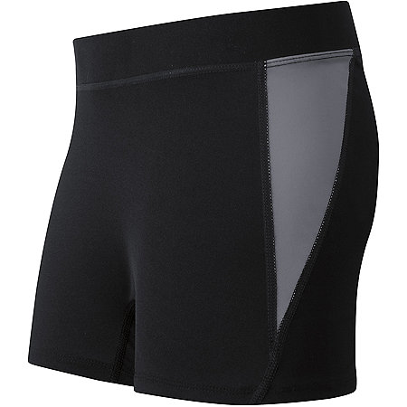 LADIES SIDE INSERT SHORT