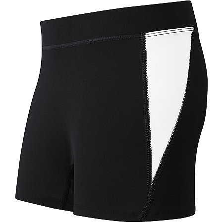 GIRLS SIDE INSERT SHORT