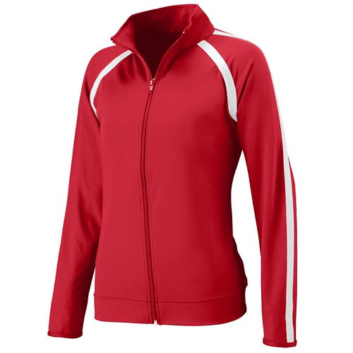 GIRLS POLY/SPANDEX JACKET