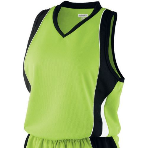 GIRLS WICKING MESH ADVANTAGE JERSEY