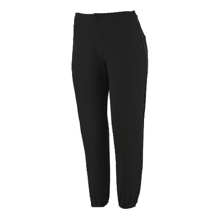 GIRLS LOW RISE SOFTBALL PANT