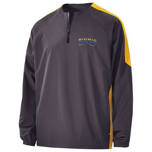 HOLLOWAY® BIONIC 1/4 ZIP PULLOVER