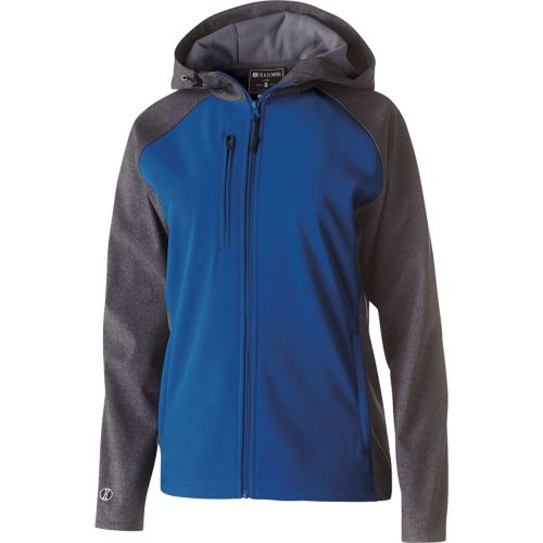 HOLLOWAY® LADIES RAIDER SOFTSHELL JACKET