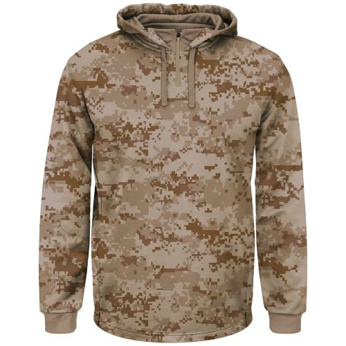 Majestic® Adult Therma-Base™ USMC Desert Marpat Digial Camo Hooded Fleece