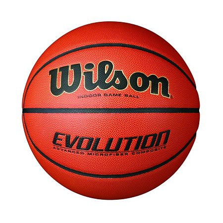 Wilson® Evolution Official  Size Basketball