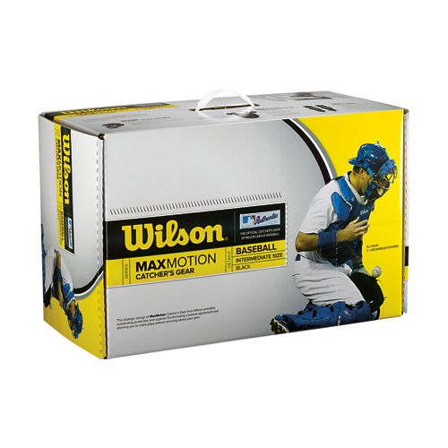 Wilson® MaxMOTION Catcher's Kit