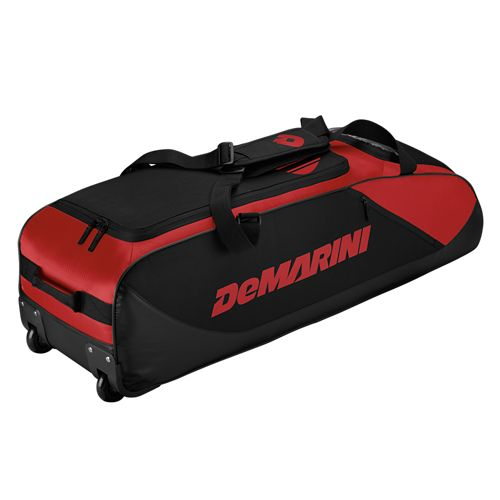 DEMARINI® D-Team Wheeled Bat Bag