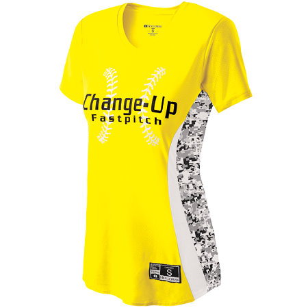 LADIES CHANGE-UP JERSEY