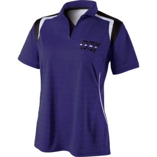 LADIES CATALYST POLO
