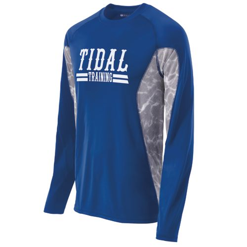 LONG SLEEVE TIDAL SHIRT