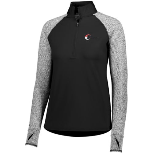 LADIES AXIS 1/2 ZIP PULLOVER