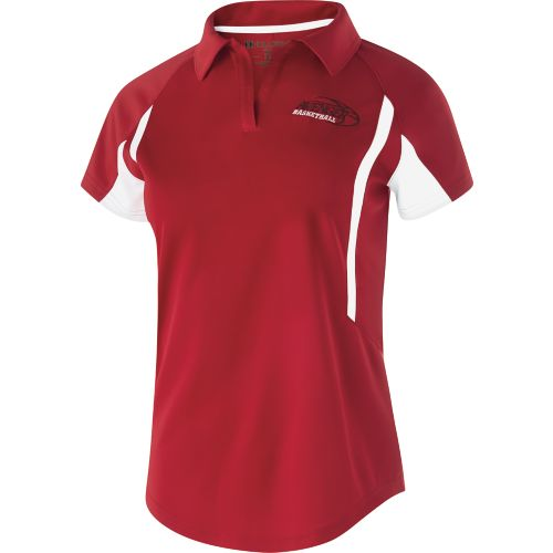 LADIES' AVENGER POLO S/S