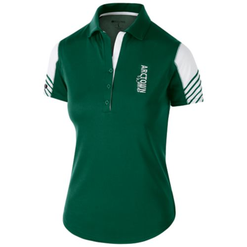 LADIES' ARC POLO