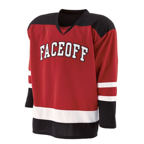 FACEOFF GOALIE JERSEY