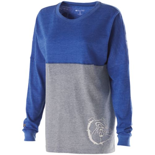 LADIES' LOW-KEY PULLOVER