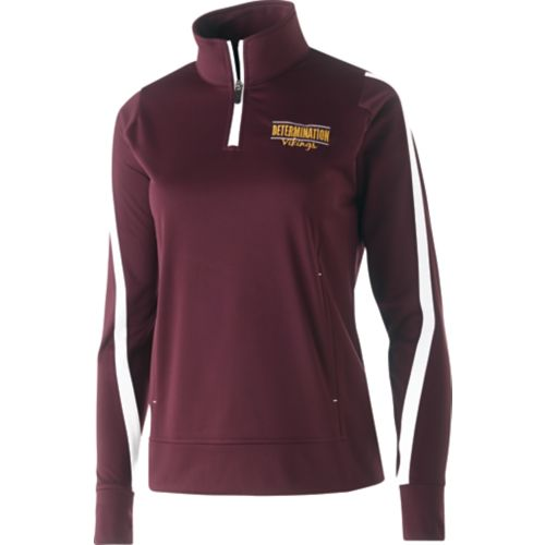 LADIES DETERMINATION PULLOVER