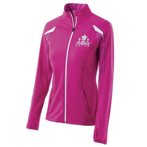GIRLS' TUMBLE JACKET