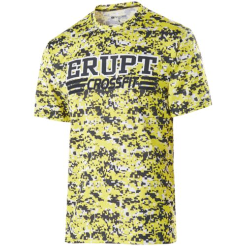ERUPT 2.0 DECORATED SHIRT