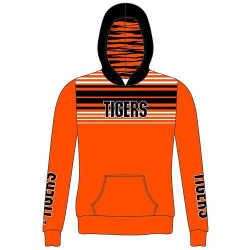SUBLIMATED FLEECE HOODIE