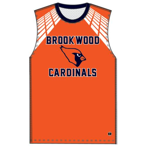 SUBLIMATED FITTED TRACK JERSEY - ADULT