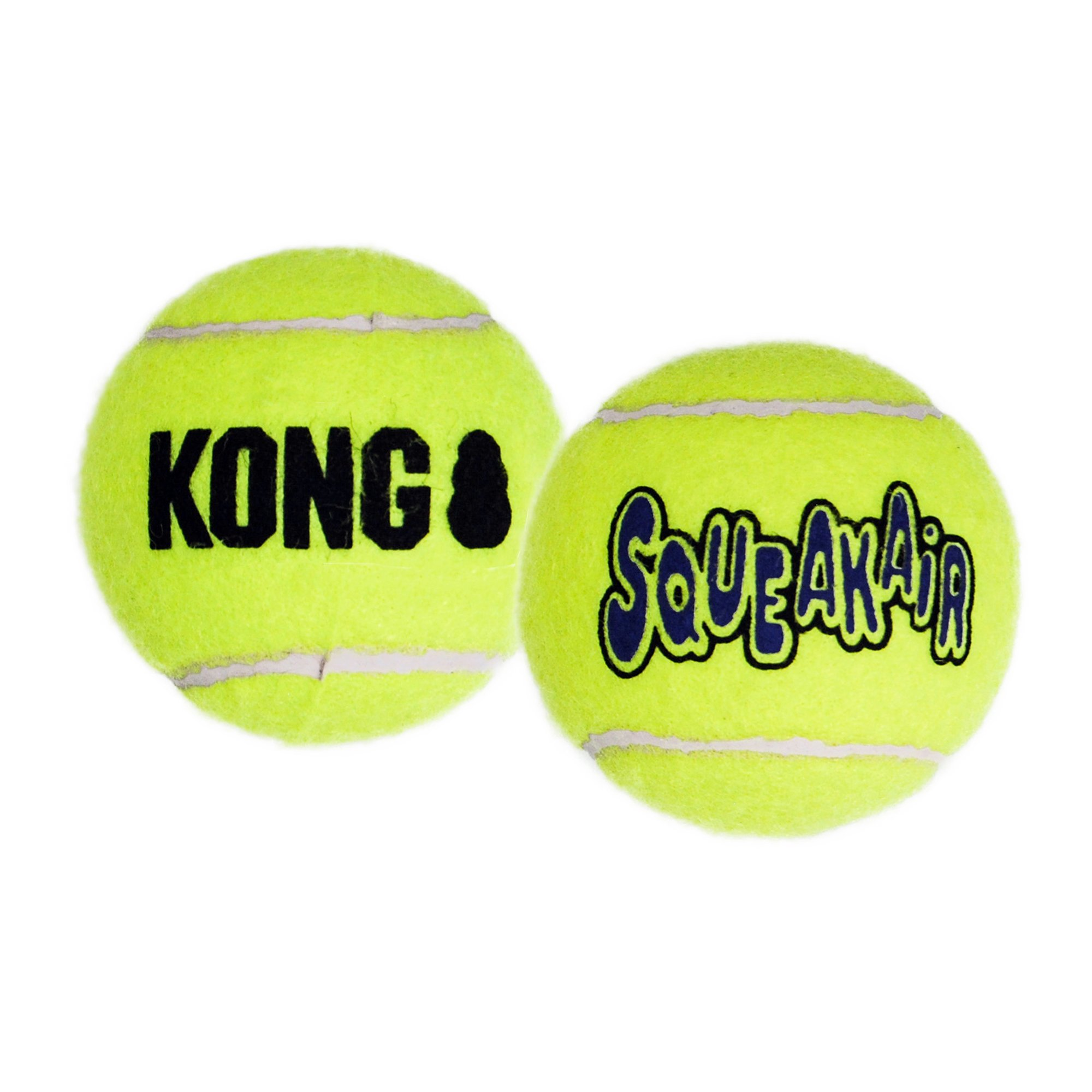 Kong Squeakair Tennis Balls Pack Of 3 Petco