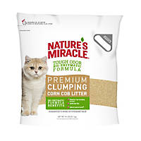 Nature's Miracle Natural Care Odor Control Clumping Cat Litter