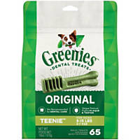 Greenies Teenie Dental Dog Treats