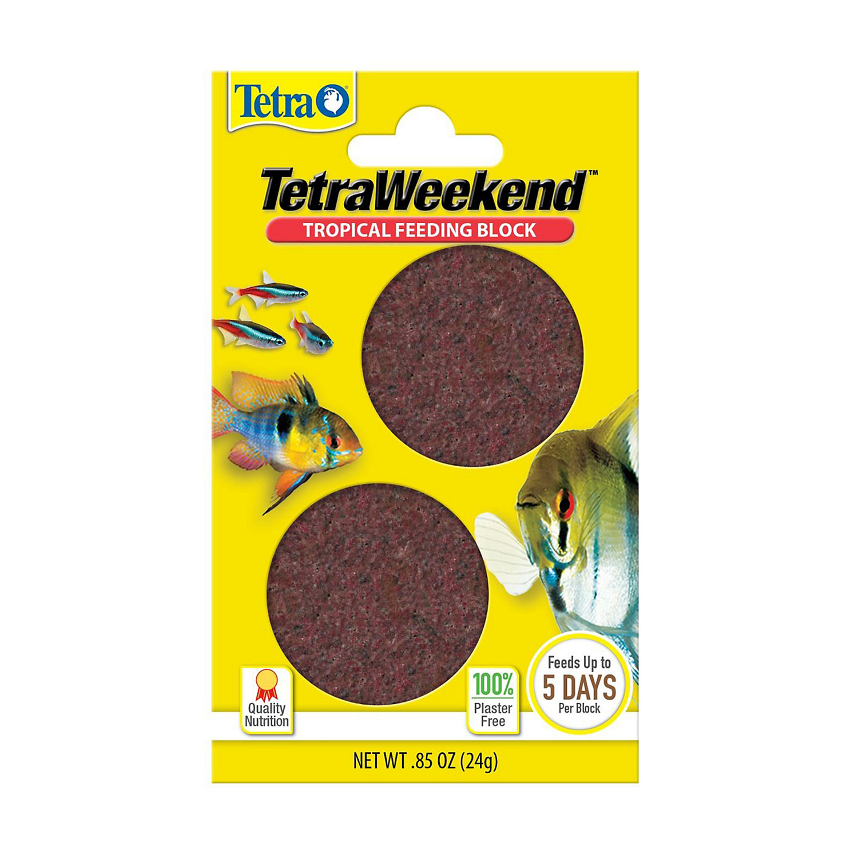 046798771517 upc tetra tetra weekend tropical slow for Feeder fish petco