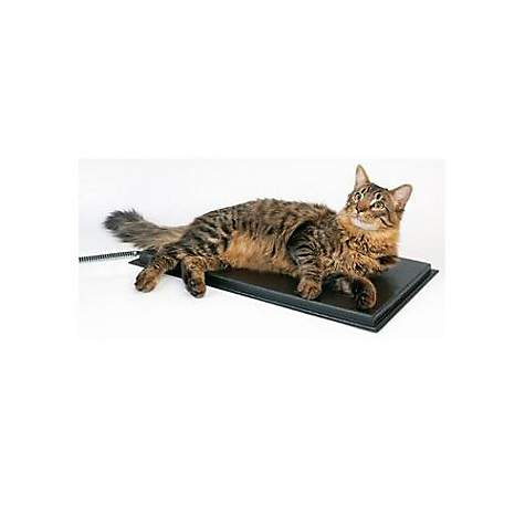 K&H Outdoor Heated Kitty Pad & Cover, 12 5