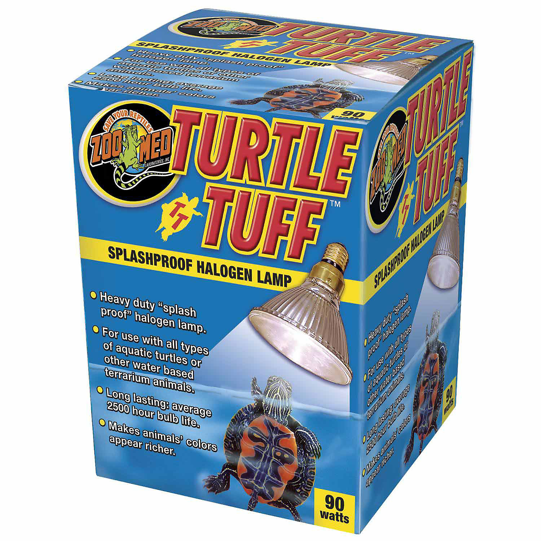 Zoo Med Turtle Tuff Splashproof Halogen Lamp 90 Watts