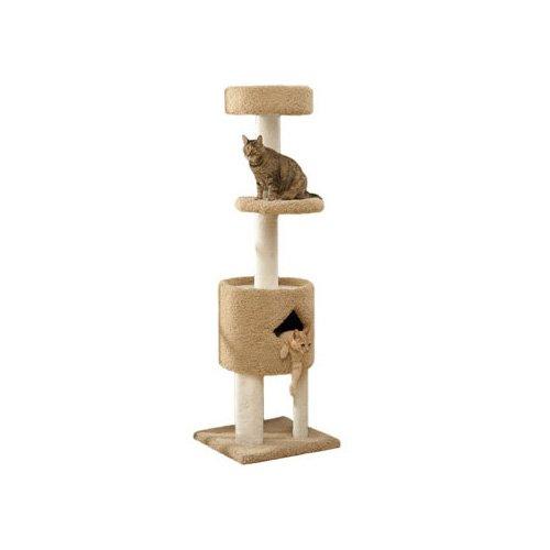 North American Pet Classy Kitty Penthouse Cat Tree Petco